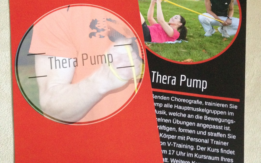 Flyer Thera-Pump