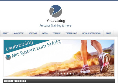 V-Training & get-strong-with-me